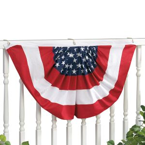 Classic Cotton Flag Bunting - 1 Set