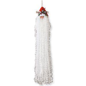 Flowing Long Bearded Santa