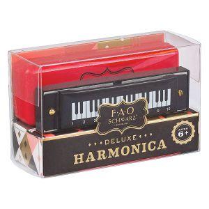 FAO Schwarz Harmonica