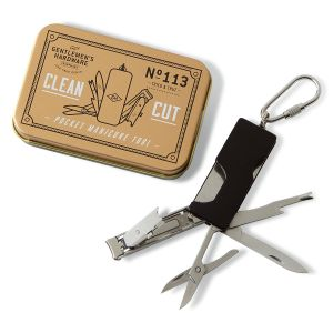 Gentlemen's Hardware Pocket Manicure Tool by Wild and Wolf