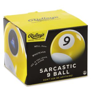Ridley's® Sarcastic 9 Ball