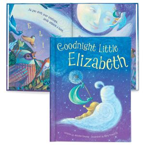 Goodnight, Little Me Custom Storybook
