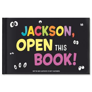 Personalized Open this Book