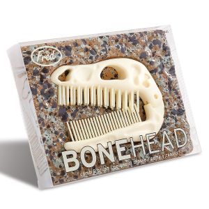 Bonehead Comb & Brush