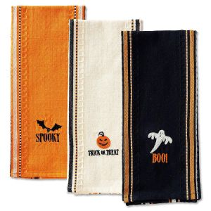 Halloween Kitchen Towel Set