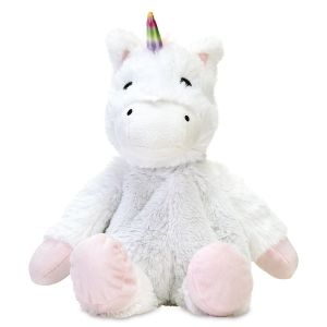 Warmies Unicorn Microwavable Plush
