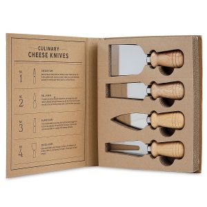 Cheese Knife Book Set