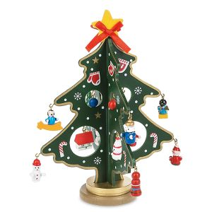 Christmas Tree Deco with Ornaments