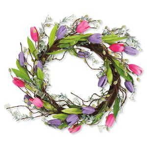 Wreath Tulip & Twig