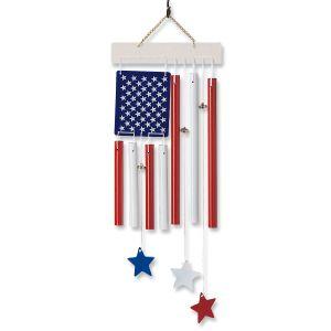 Flag Wind Chime