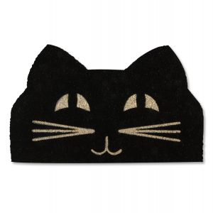 Cat Face Coco Doormat