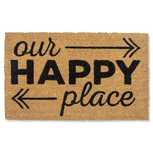 Our Happy Place Coco Doormat