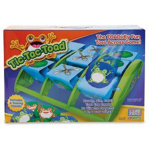 Tic-Tac-Toad