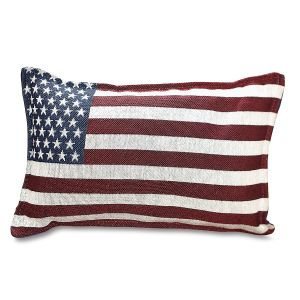 Flag Patriotic Pillow
