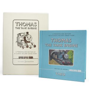 Thomas the Tank Personalized Storybook