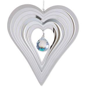 Crystal Heart Shimmer