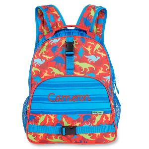 Dino Personalized Backpack by Stephen Joseph®