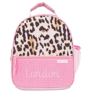 All Over Leopard Print Lunch Bag by Stephen Joseph®