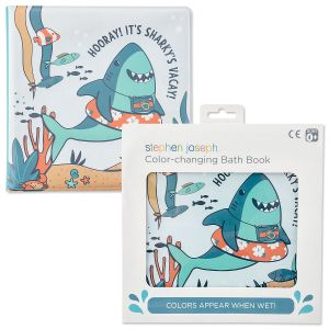 Shark Color Changing Bath Book by Stephen Joseph®