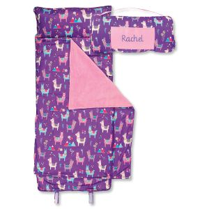 All-Over Llama Print Nap Mat by Stephen Joseph®