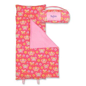 All-Over Butterfly Print Nap Mat by Stephen Joseph®