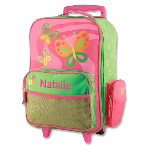 "Butterfly 18"" Rolling Luggage by Stephen Joseph®"