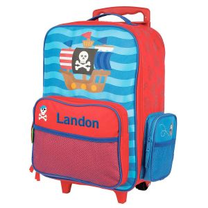 Pirate Rolling Luggage by Stephen Joseph®