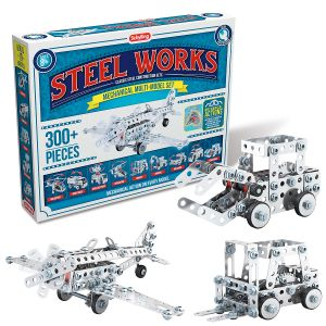 Steel Works Model Set by Schylling