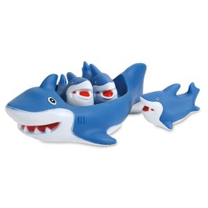 Shark Family Tub Toys
