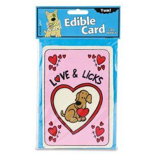 Crunchkin Card Love & Licks