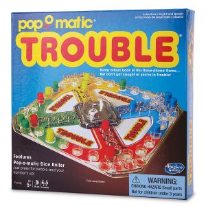 Trouble the Game
