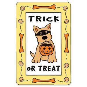 Halloween Crunchkin Card