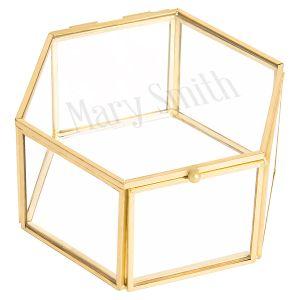 Personalized Glass Keepsake Box