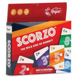 Scorzo Card Game