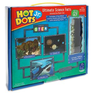 Ultimate Science Facts Hot Dots Jr.