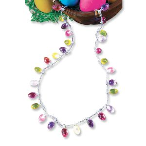 Light Up Egg Necklace