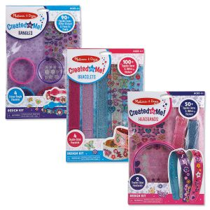 DIY Bracelet, Bangle, and Headband Bundle by Melissa & Doug®