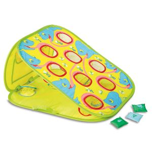 Chameleon-Design Bean Bag Toss by Melissa & Doug®