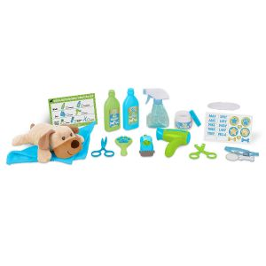 Wash & Trim Dog and Cat Grooming Set by Melissa & Doug®