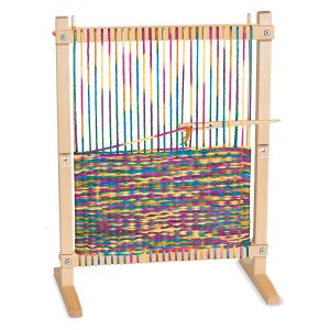 Multi-Craft Weaving Loom & Yarn by Melissa & Doug®