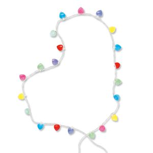 Heart Lites Necklace