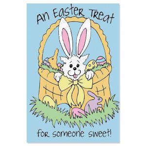 An Easter Treat Crunchkin Card