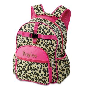 Leopard Spots Backpack