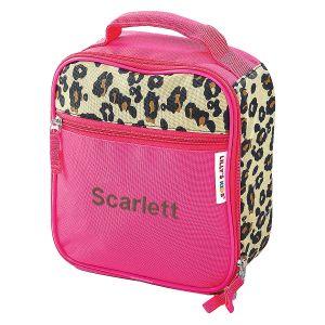 Leopard Spots Lunch Bag