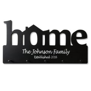 Home Coat Personalized Rack
