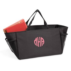 Personalized Car Console Tote