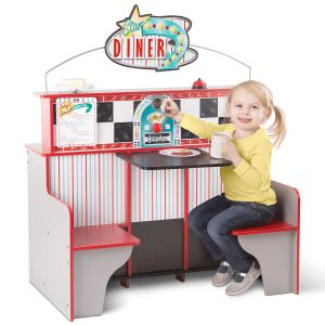 Star Diner Restaurant by Melissa & Doug®