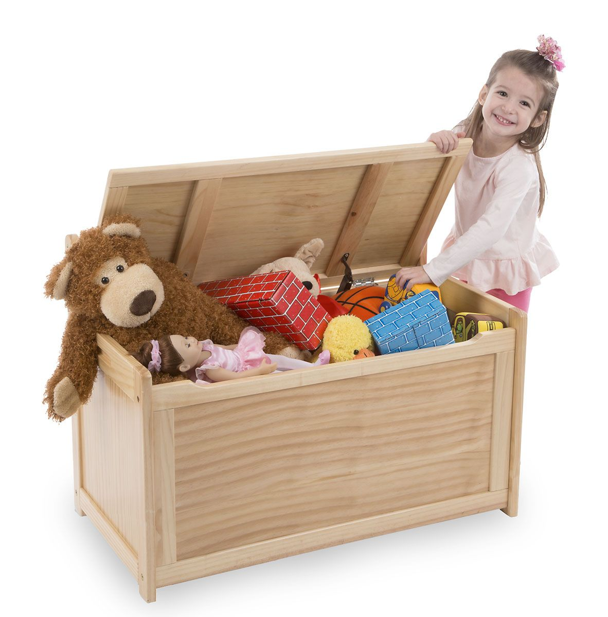 Personalized Toyboxes by Melissa & Doug®