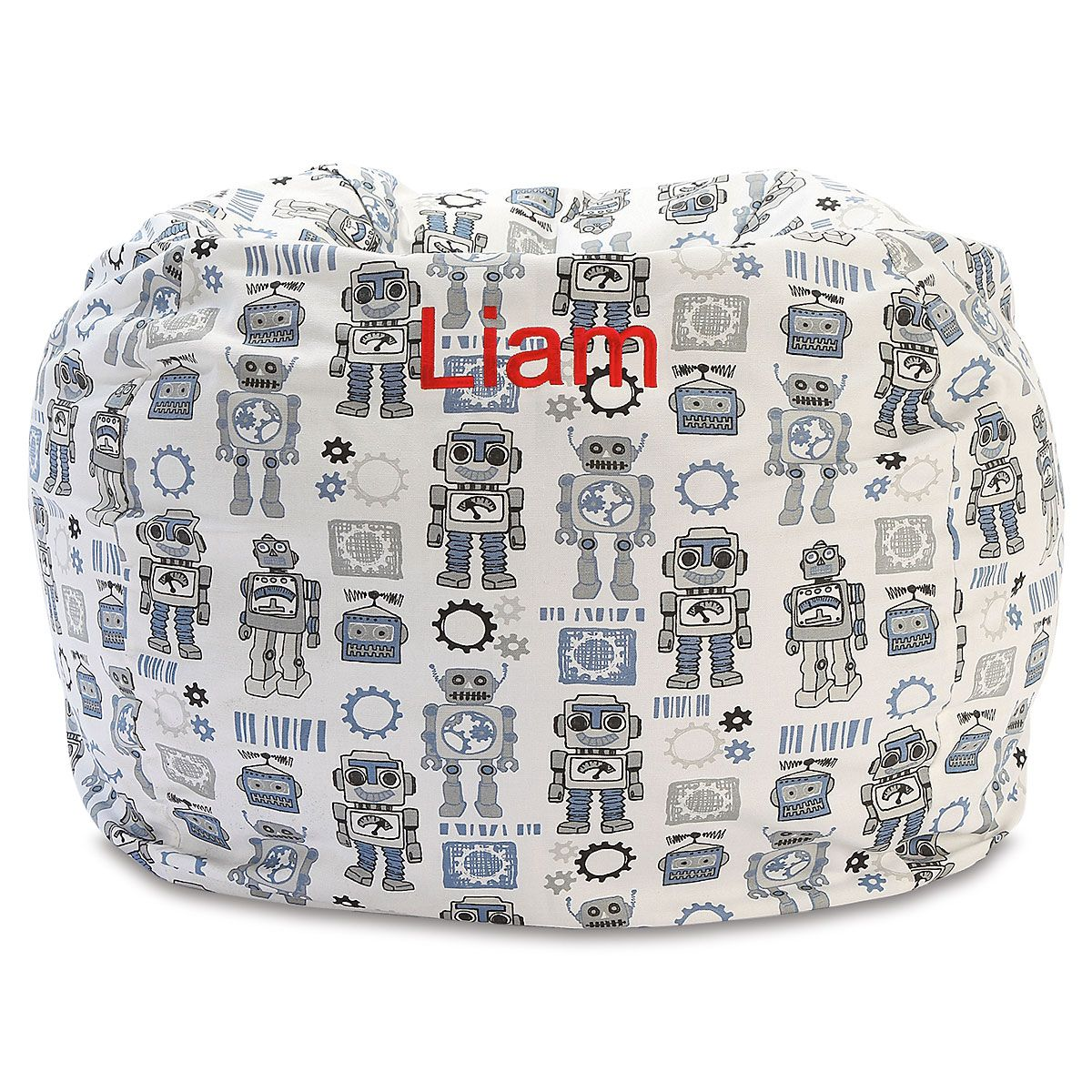 Personalized Sci-Fi Bean Bag Chair