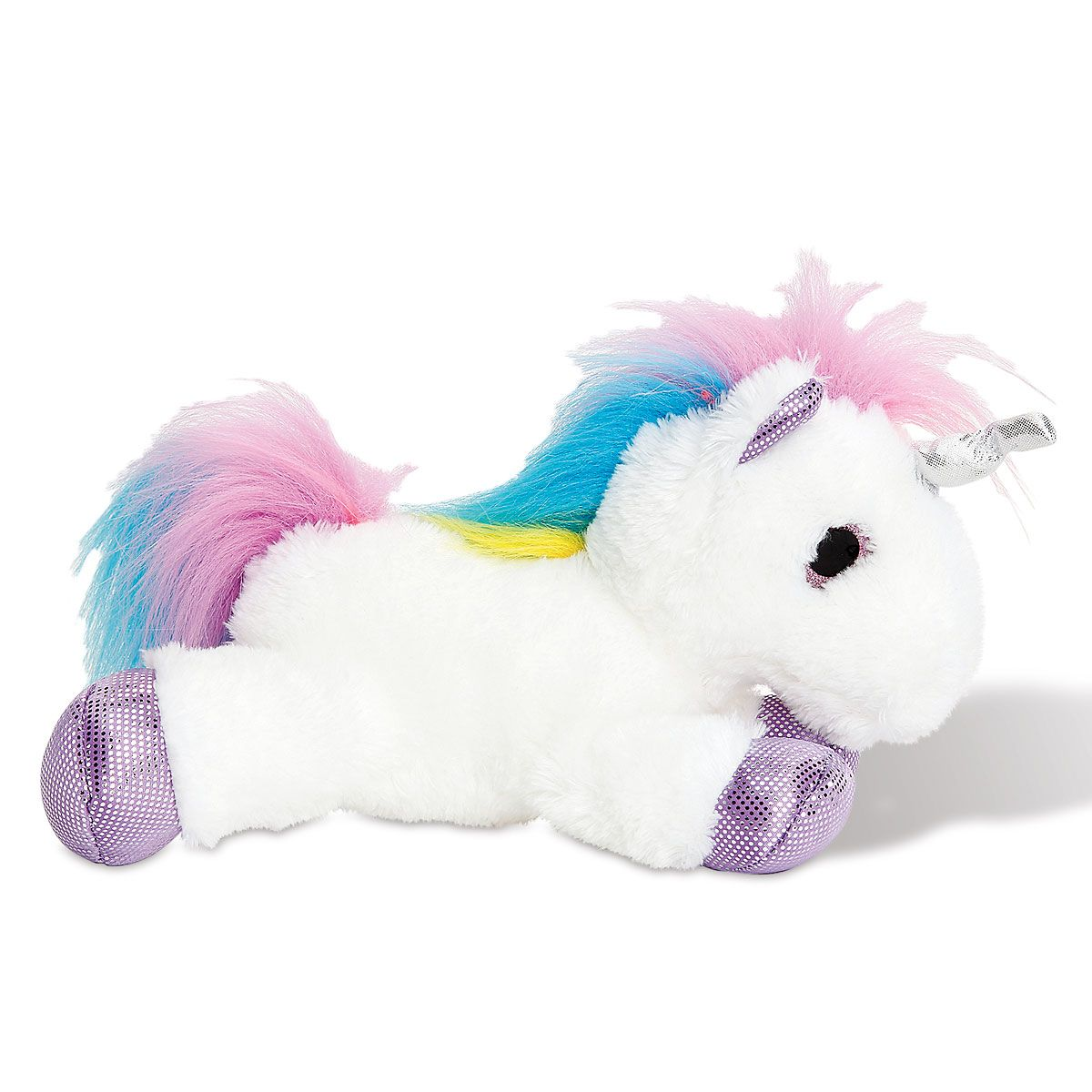 Rainbow Unicorn Flopsie